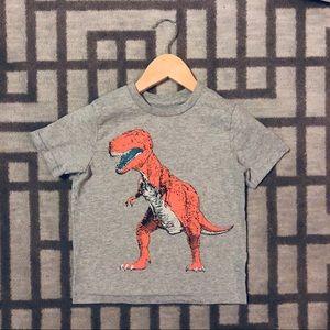 Gap T-Rex Shirt size 5 years💕